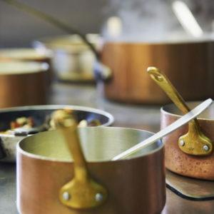 Tradition et modernité en cuisine
